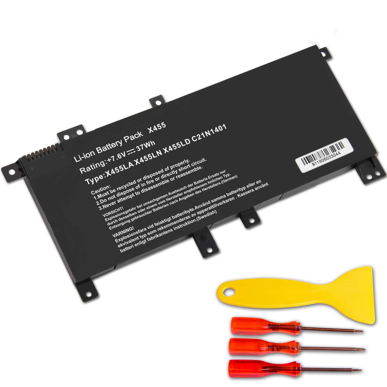Bateria RAYWEE C21N1401 Asus X455 X455LA X455LD X455LN X455L