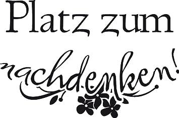 Grazdesign 650107 30 070 Wandtattoo Lustige Spruche Fur Klodeckel
