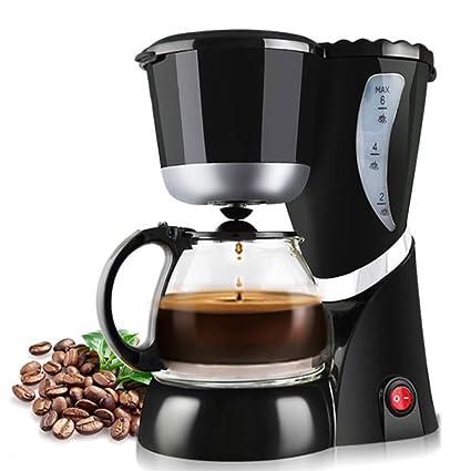 YOYO Cafetera,Filtrar Café Máquina 12 Taza Programable Café Creadores con Vidrio Jarra Sistema Antigoteo