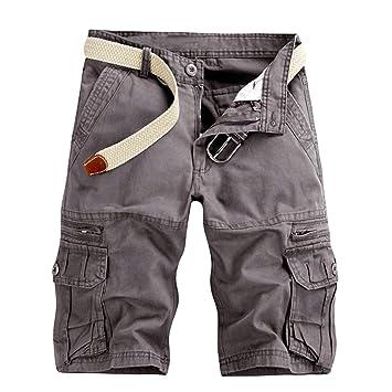D'été Pantalons Homme Travail Plage Shorts Court De Casual Short OPk0wn