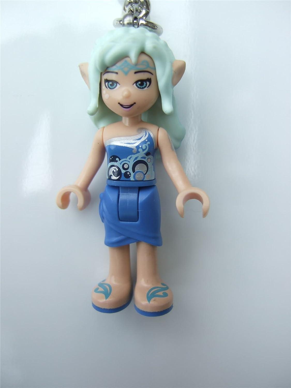 853562 Lego Elves Water Elf Naida Keyring
