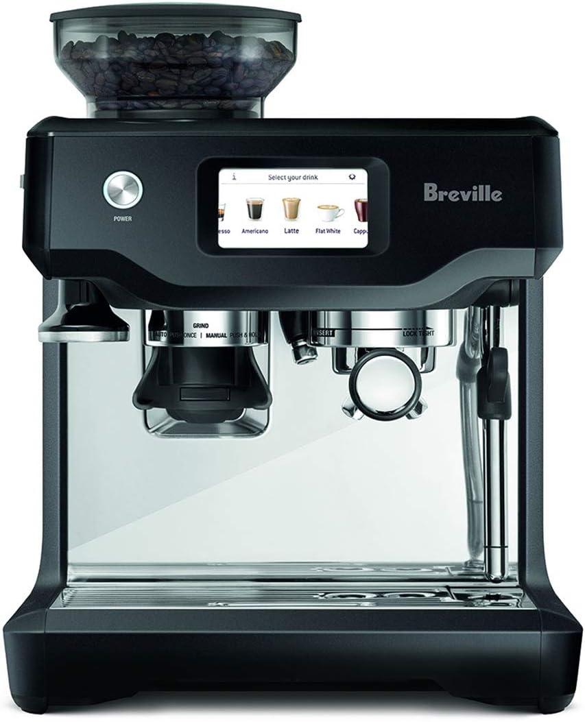 Coffee Makers Semi-Automatic Espresso Machines Black Truffle ...