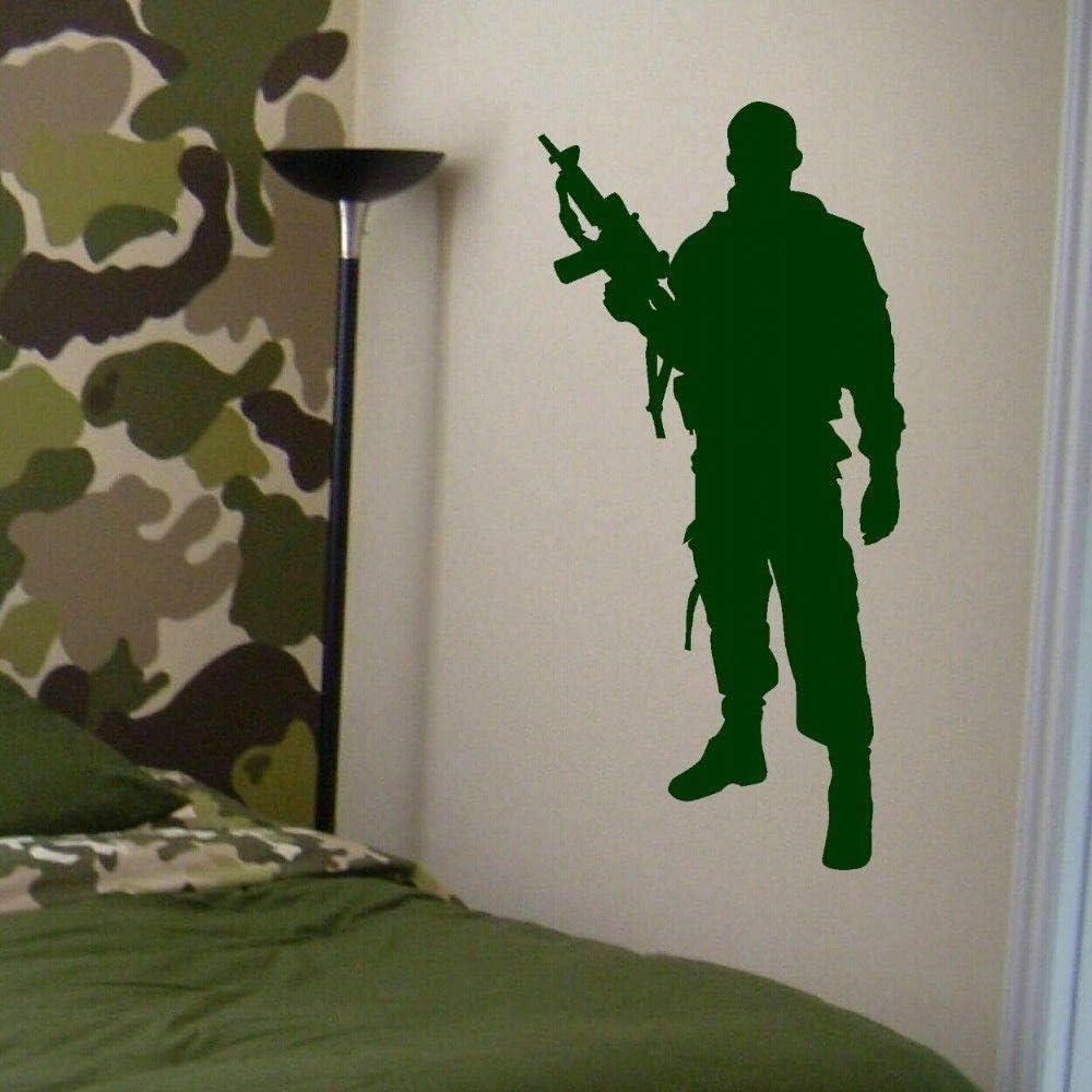 Soldado del ejército militar Tatuajes de pared Home Boys ...