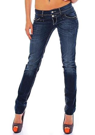 cc8865427e782b CIPO & BAXX Damen Jeans LCB0368 32/34: Amazon.de: Bekleidung