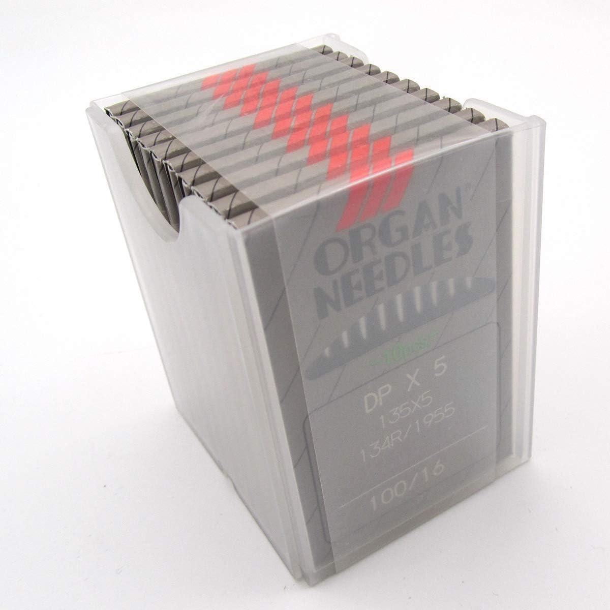 100 St/ück Zickzack-N/ähmaschine w/ählen Sie Gr/ö/ße DPX5 10//70 CKPSMS Marke passend f/ür Singer 20U Nadeln Organ DPX5
