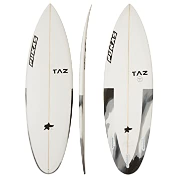 pukas New Era Tabla de Surf – White Talla:5ft 8