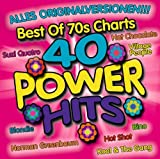 40 Power Hits: Best of 70s Charts