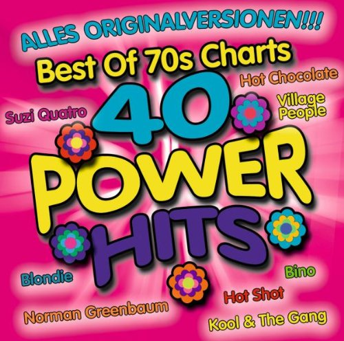 40 Power Hits: Best of 70s Charts by ZYXX