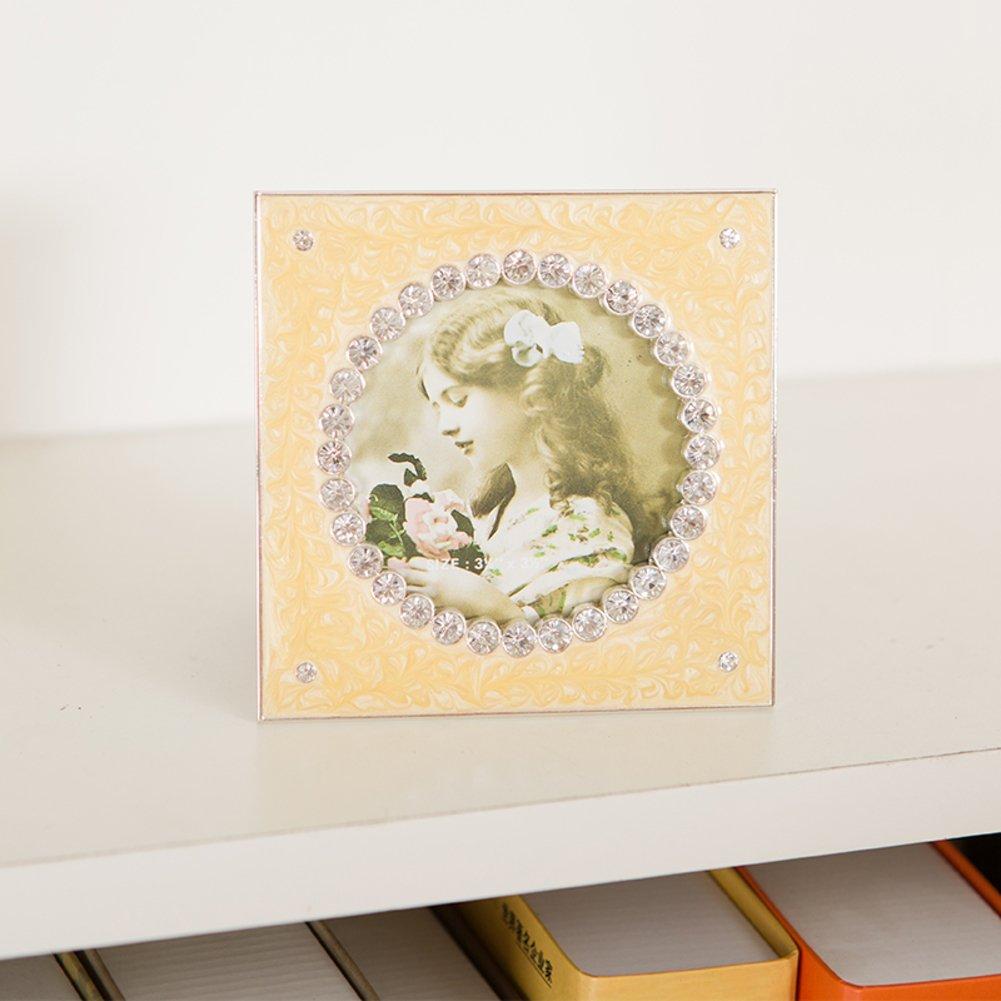 Amazon.de: Retro-einfache Fotorahmen/Tabelle dekorativen ...