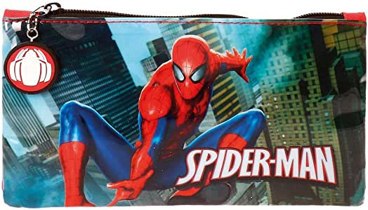 Spiderman - Neceser Estuche portatodo (Joumma 4074061): Amazon.es: Equipaje