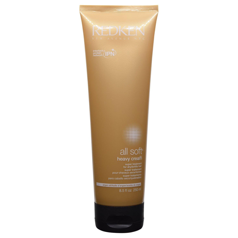 Redken All Soft Heavy Cream, 8.5 oz