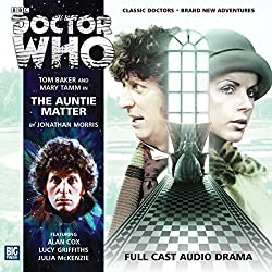 Doctor Who - The Auntie Matter