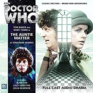 Doctor Who - The Auntie Matter Audiobook