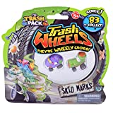 The Trash Pack Series 1 Trash Wheels 2-Pack Skid Marks