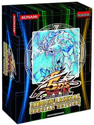 Yu-Gi-Oh! - Hidden Arsenal Special Edition (3 Booster Packs & Limited Edition holo) 5Ds