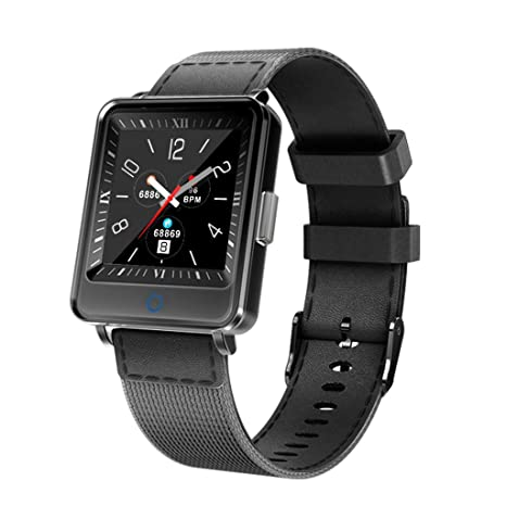 Amazon.com: Watch Business Bluetooth Smart Watch,Pedometer ...