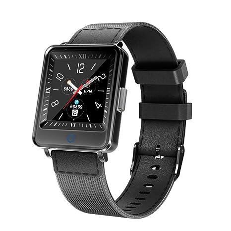 Amazon.com: Watch Business Bluetooth Smart Watch,Pedometer ...