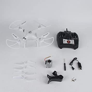 KY101s RC Drone con cámara Una tecla Retorno Aterrizaje sin Cabeza ...