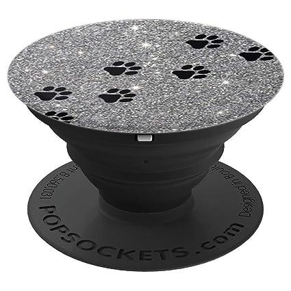 Amazon.com: Pipsockets de plata, huellas de huellas de ...