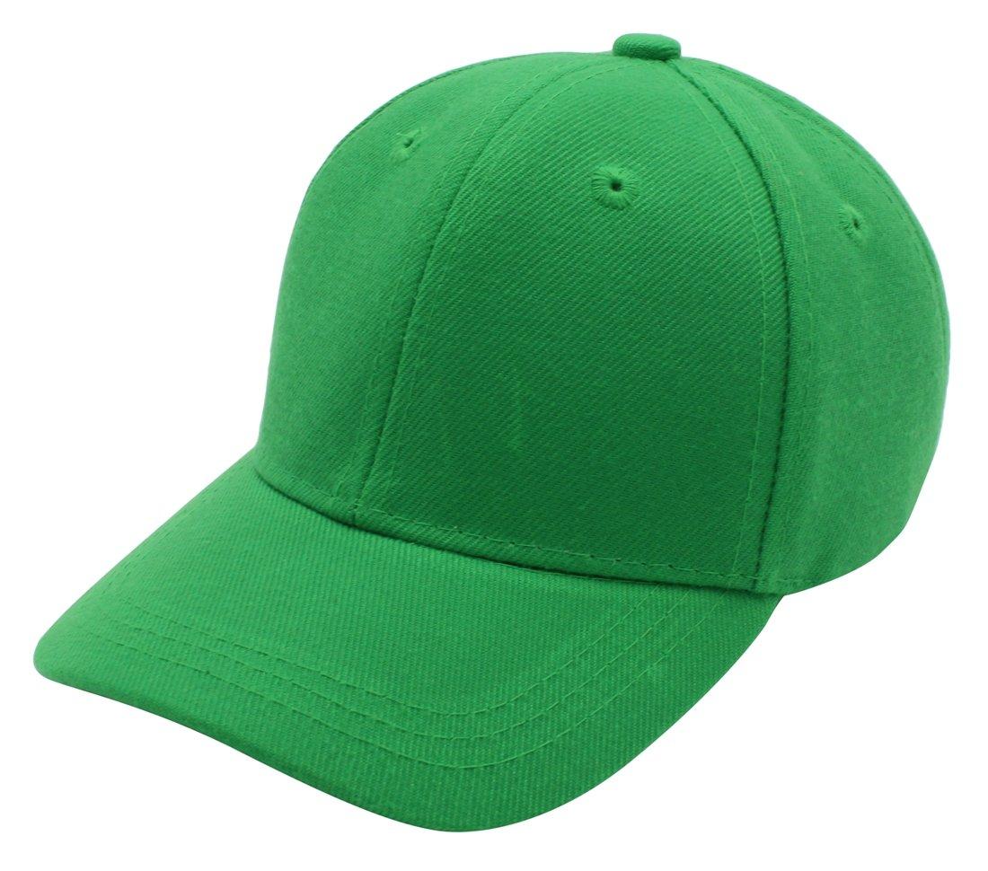 Top Level Baby Infant Baseball Cap Hat - 100% Durable Sturdy Polyester Hat AQU