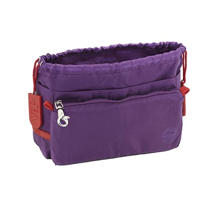 Tintamar - Bolso - Pocket - VIP Two - Purpura - Prune: Amazon.es: Zapatos y complementos
