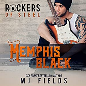 Memphis Black Audiobook