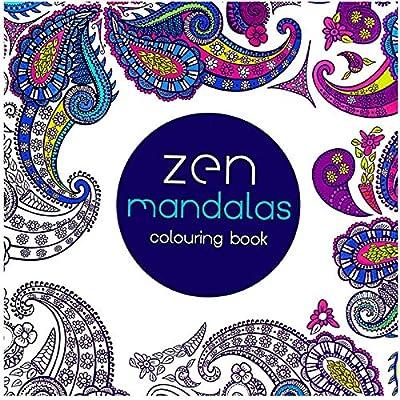 Coloriage Zen Ecole.Tiptiper Coloring Book 24pages Anti Stress Coloriage Livre Fantasy
