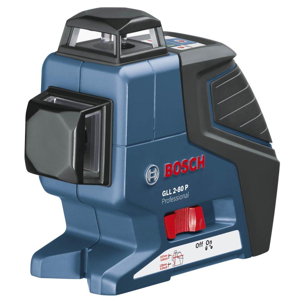 Bosch GLL  P  BT Professional Nivel láser de líneas autonivelante