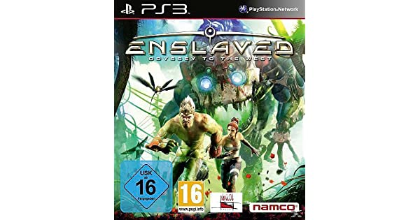 Enslaved: Odyssey to the West [Importación alemana]: Amazon ...