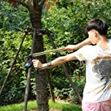 High-Velocity-Hunting-Fishing-Slingbow-Wrist-Slingshot-Arrow-Rest-Catapult-by-VERY100