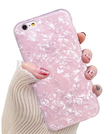 coque iphone 8 coquillage