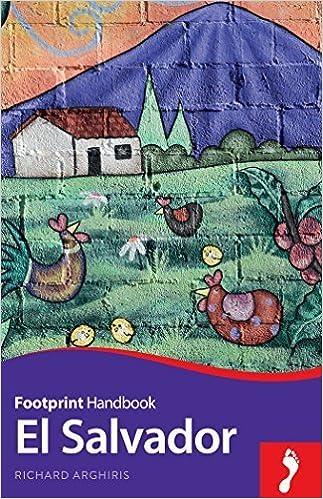 Book El Salvador Handbook (Footprint - Handbooks) by Richard Arghiris (2015-10-07)