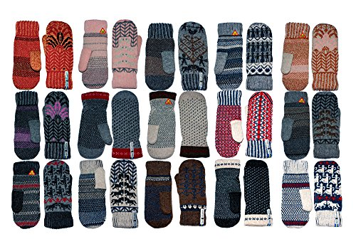 Swedish Dangerously Warm Mittens (Medium, Kören Kerstin)
