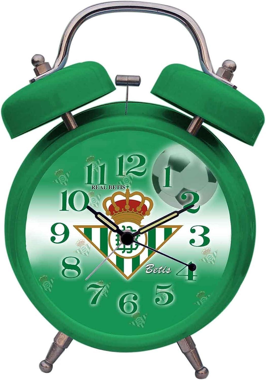 Reloj - Real Betis - para - 3202040: Amazon.es: Relojes