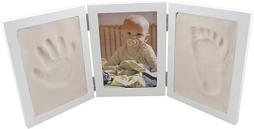 141 opinioni per Cornice portafoto impronta Set Boys