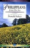 Philippians, Donald Baker, 0830830138