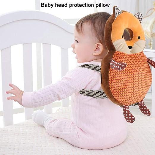 Meiyya Almohada de protección para la Cabeza del bebé ...