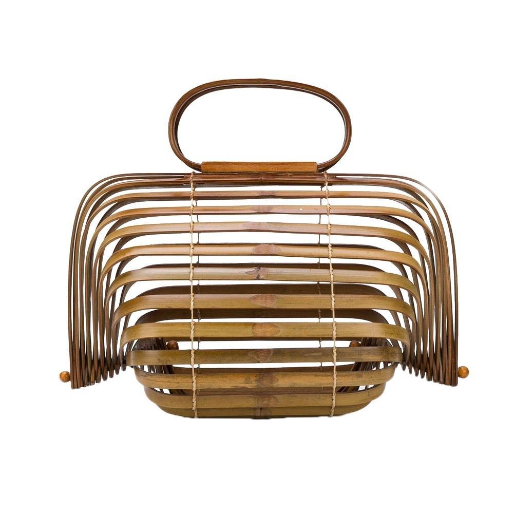 Bolsa De Bambú