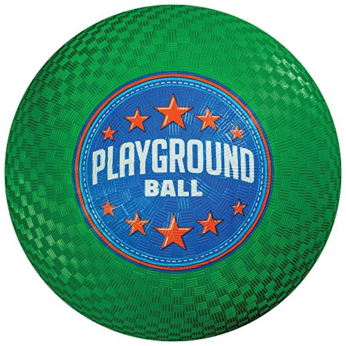 Franklin Sports Six Pack Playground Balls with Mesh Carry Bag and Pump - 8.5 inch Diameter by Franklin Sports (Image #4)