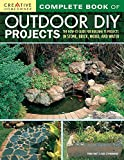 good looking pool patio design ideas Complete Book of Outdoor DIY Projects: The How-To Guide for Building 35 Projects in Stone, Brick, Wood, and Water (Creative Homeowner) Step-by-Step Instructions for Stylish Lawn & Garden Improvements