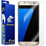 ArmorSuit MilitaryShield - Samsung Galaxy S7 Edge Screen Protector [Full Screen Coverage] Anti-Bubble & Extreme Clarity HD Shield