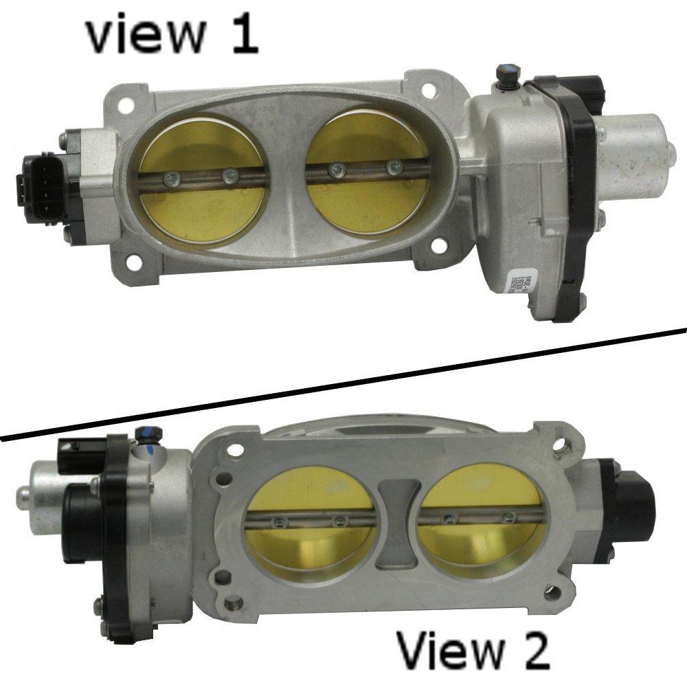 OEM Factory Ford 9R3Z9E926A Throttle Body W/Actuator & TPS Position Sensor  55mm