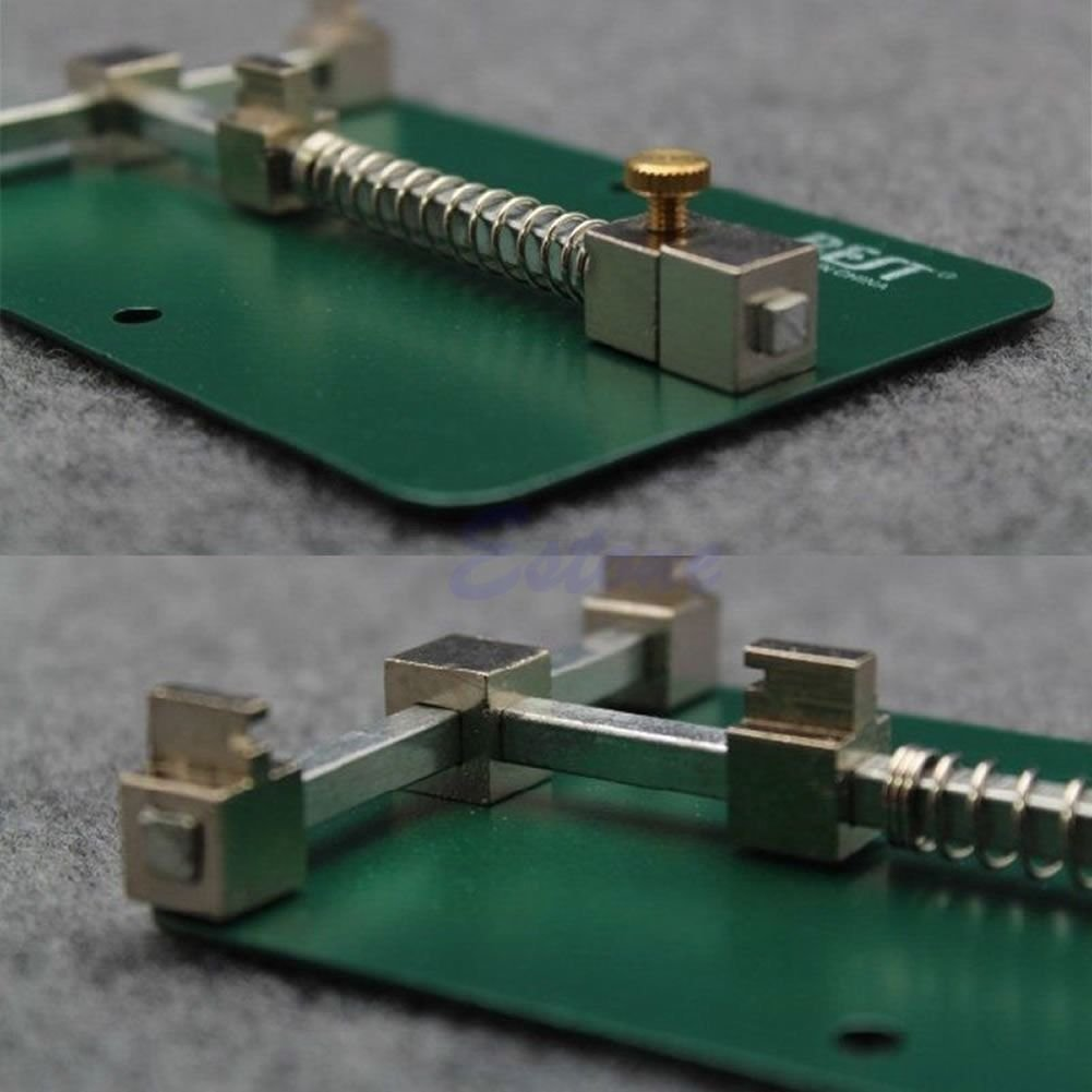 Universal Pcb Holder Fixtures Mobile Phone Repairing Soldering Iron New Circuit Board Repair Tablet And Cell Rework Tool Industrial Scientific