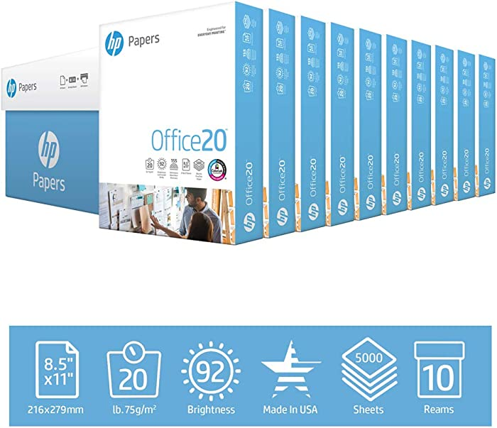 The Best Hp Everyday Copy And Print 10 Ream