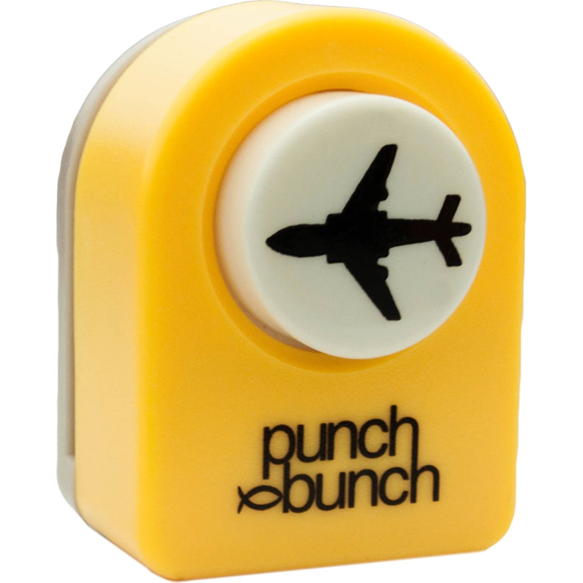 Punch Bunch Airplane Small Punch .4375''