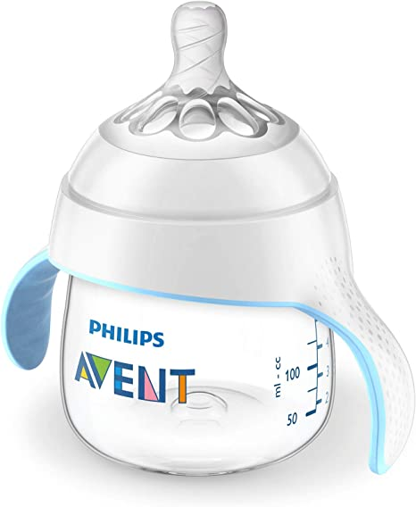 Philips Avent SCF262/06 - Vaso de entrenamiento natural +4meses: Amazon.es: Bebé