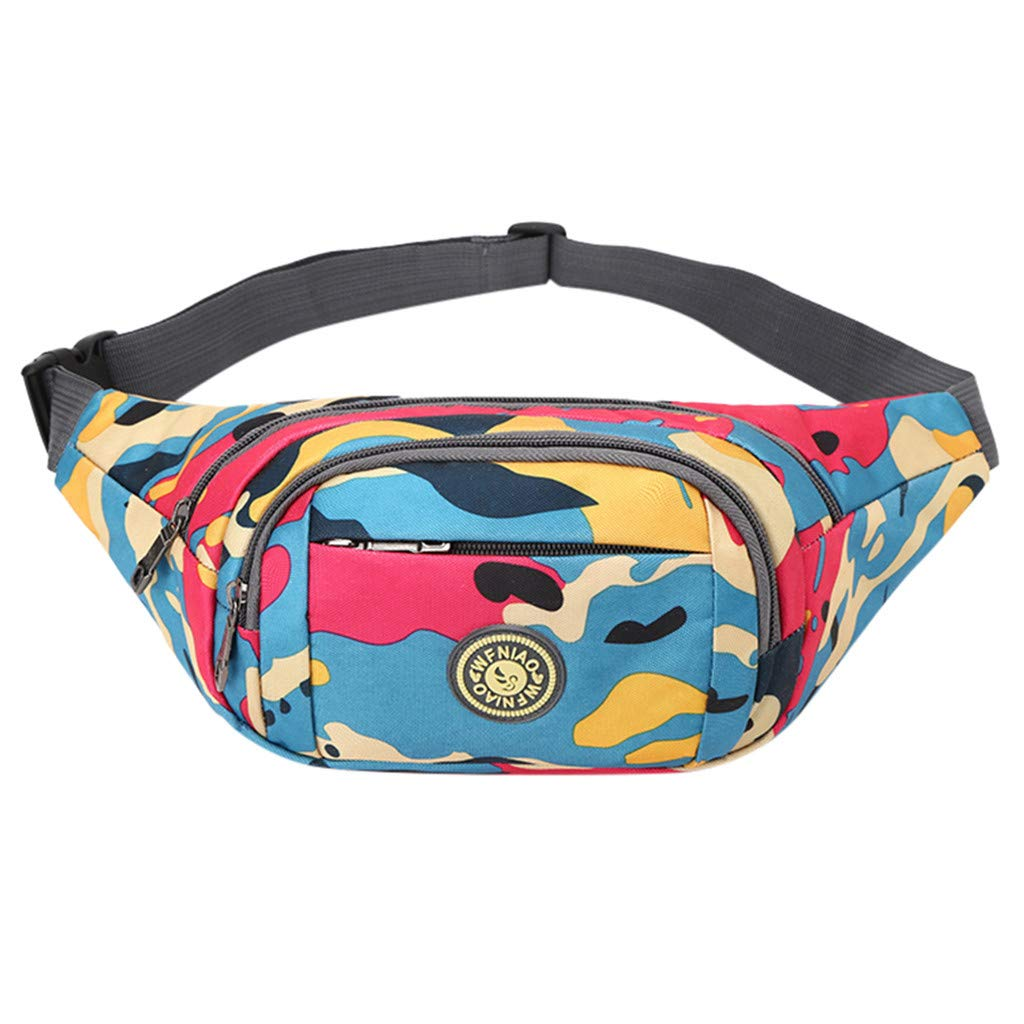 All I Need Is My Dog And My Jeep 2 Sport Waist Pack Fanny Pack For Run