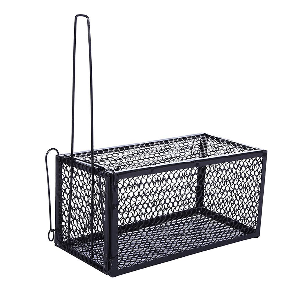YuFLangel Mouse Cage Mousetrap Trampas para el hogar Jaula para ...