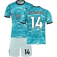 LCHENX -Liverpool fotbollsklubb Jordan Henderson # 14 fotbollströjor andas sportkläder för fans män barn festival gåva t…