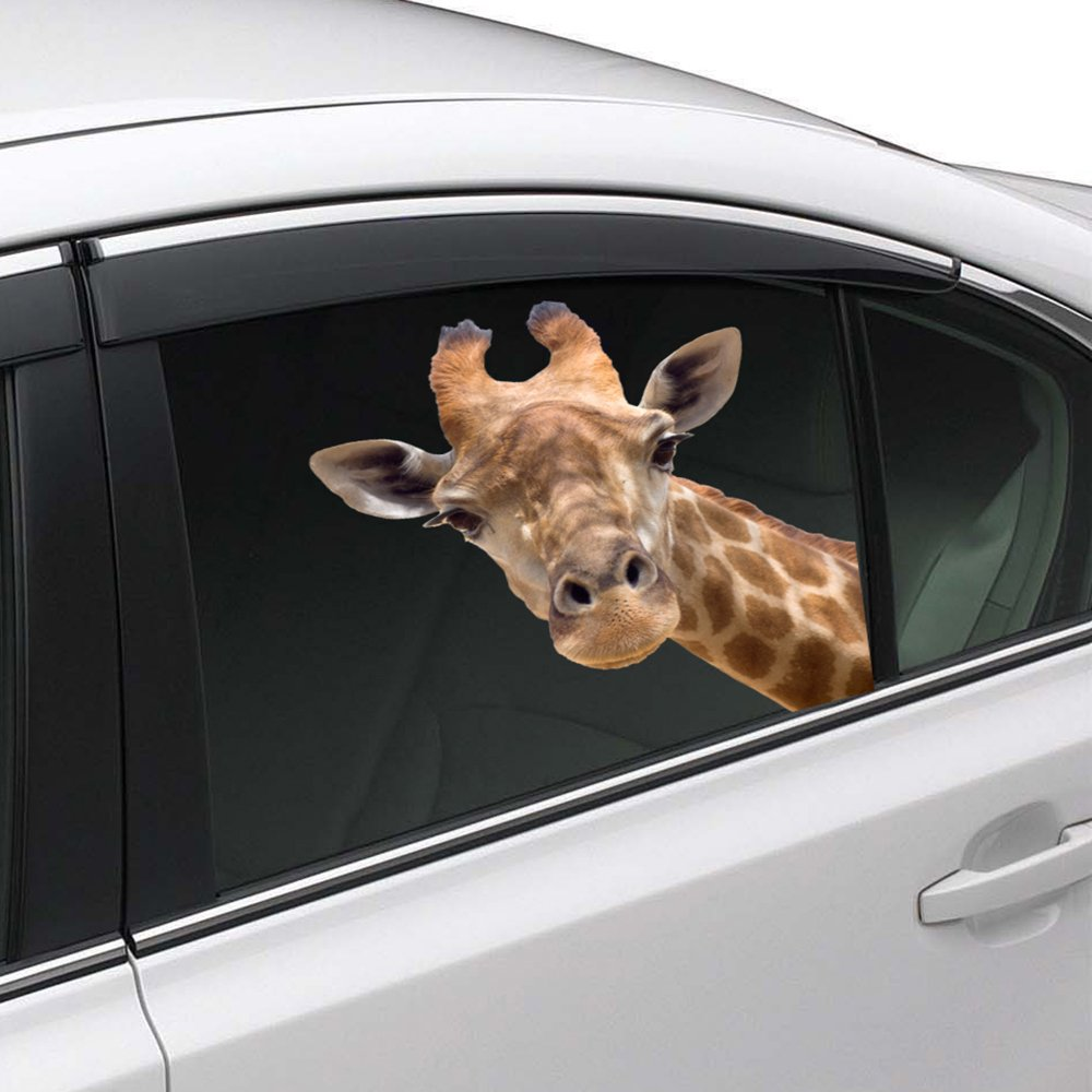ColorBok 10004 Joy Riders Giraffe Window Cling